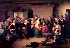 Salem witch hunts occured in late 1600's